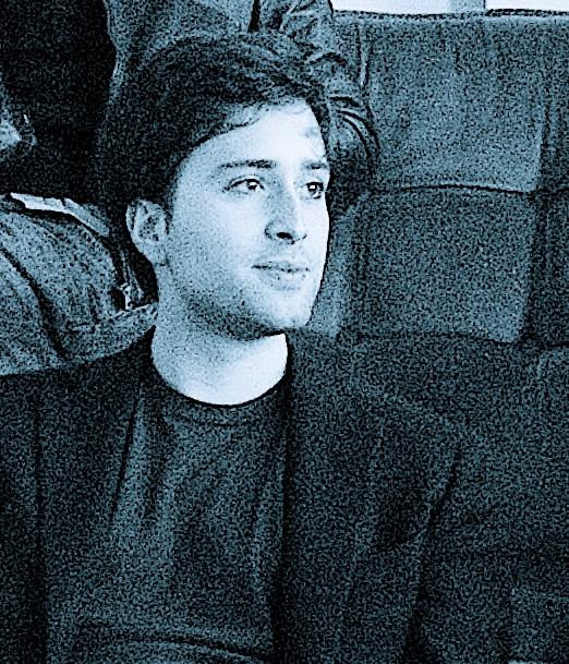 Image of Matteo Cipollina, a beautiful man